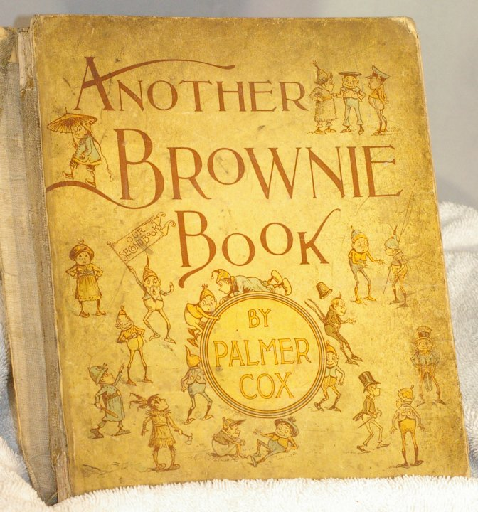 Palmer Cox Another Brownie Book from 1890