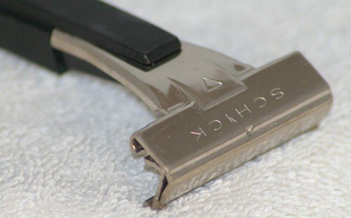 Schick Injector Razor Type L1 From 1965 Razor470 Schickl1