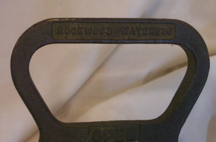 Rockwood Waterfog Fire Hose Nozzle from 1942 - Click Image to Close