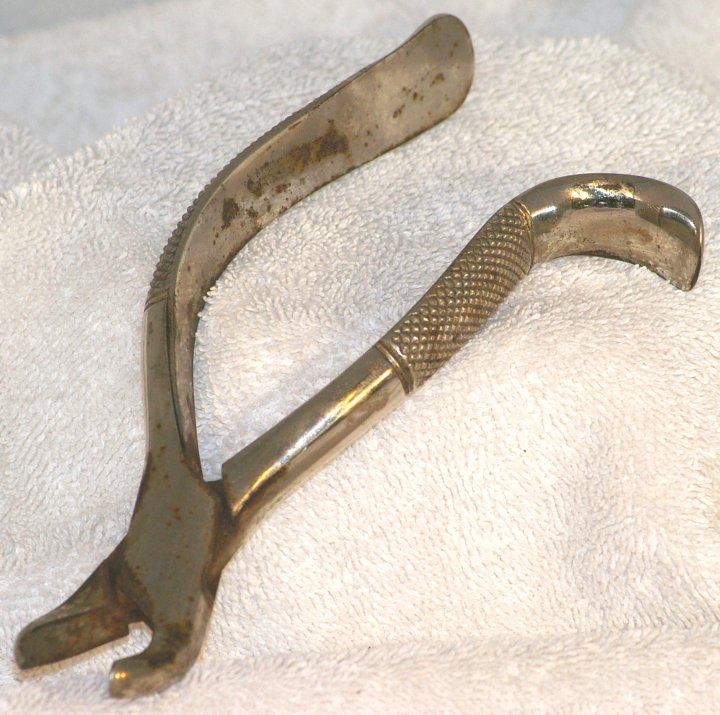 SWS Dental Pliers 18L from 1920 or earlier