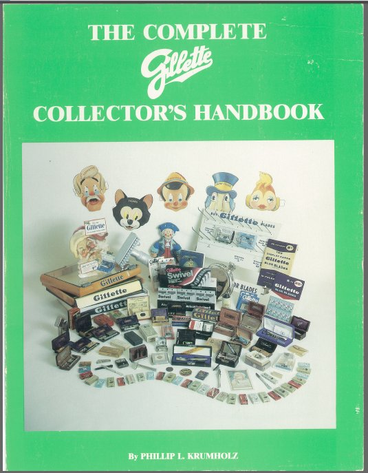 Complete Gillette Collector's Handbook Digital Download Edition - Click Image to Close