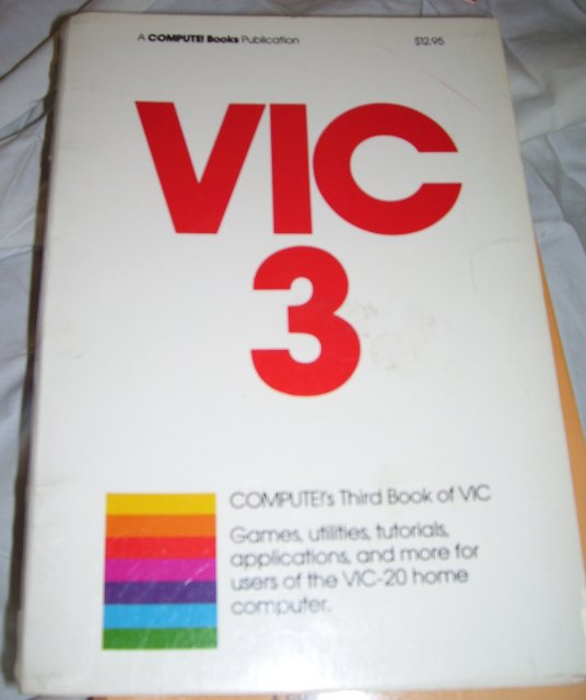 Commodore Vic-20 Computer and accessories - 1982