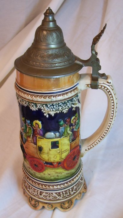 Thorens Musical Beer Stein from around 1960