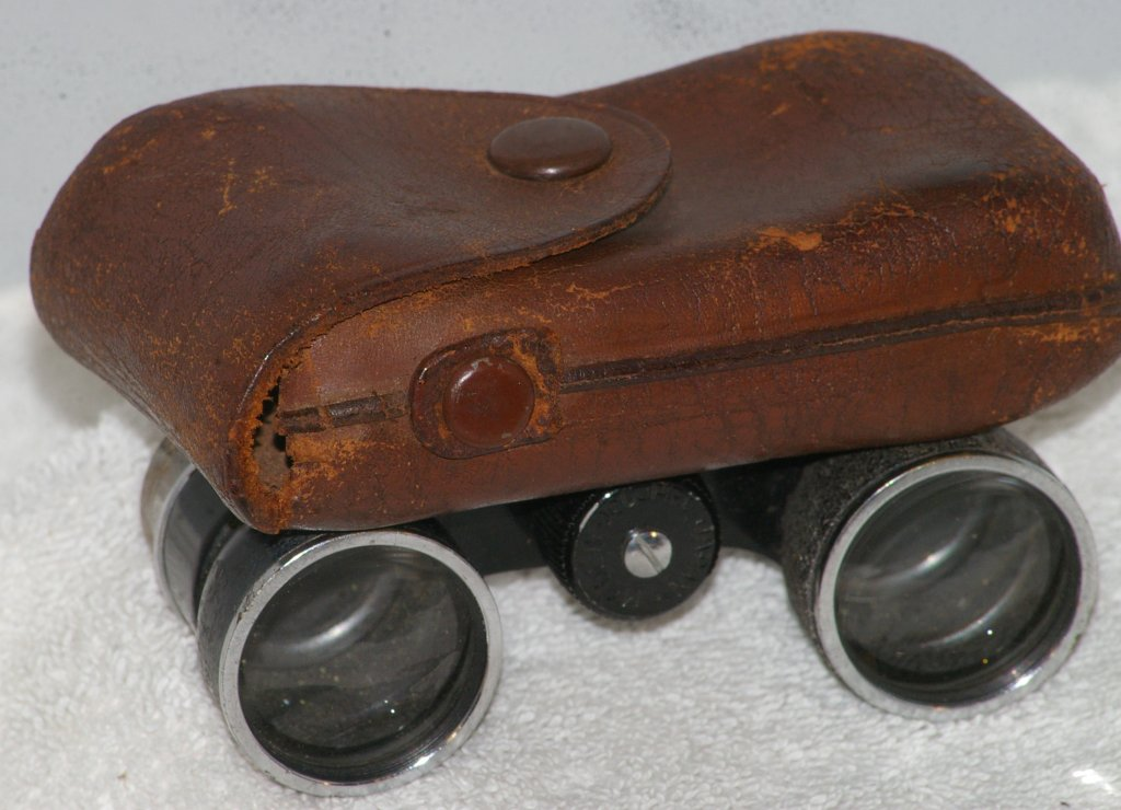 Occupied Japan To Ko Pride Opera Glasses or Mini Binoculars 1948