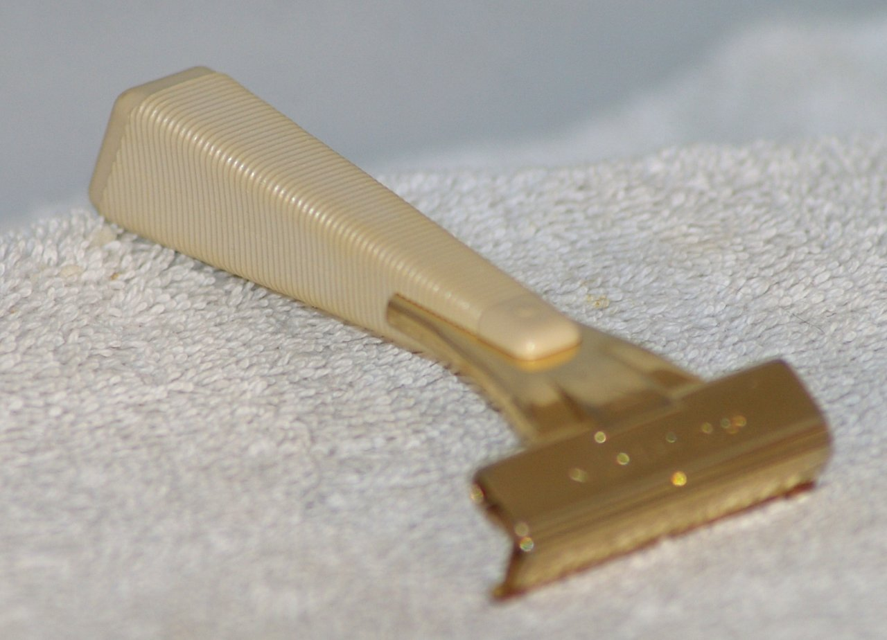 Schick Injector Razor, Type I1, about 1955