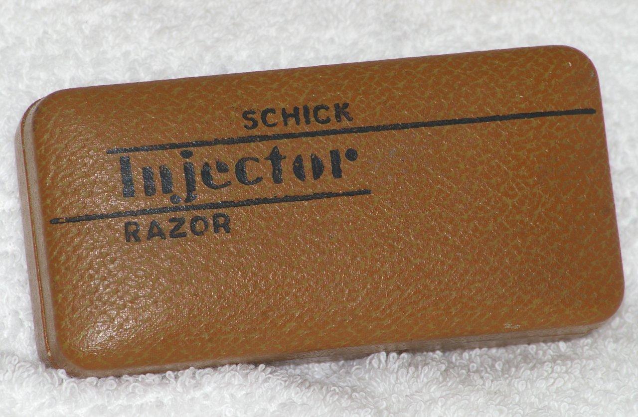 Schick Injector Razor Type E1 From 1935 Razor710