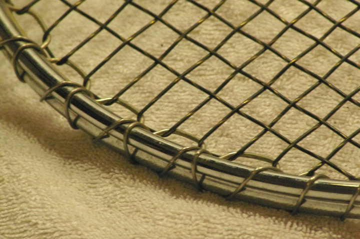 Vintage Wilson T-2000 Tennis Racket from about 1968