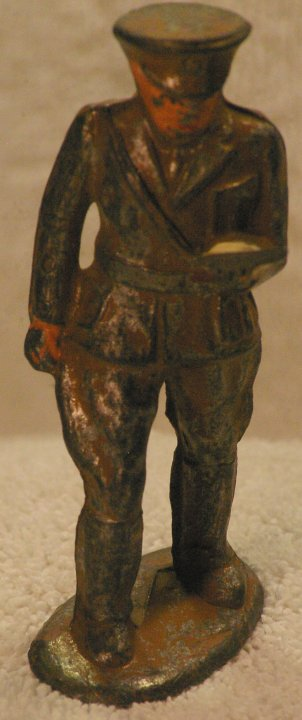 Lead Soldier - Barclay, Reading Orders, B116 773, from 1940